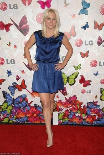 """Anna at the LG """"Rumorous Night"""" Launch Party"""