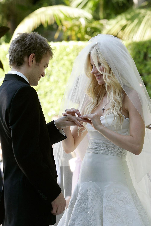 Свадьбы блондинок