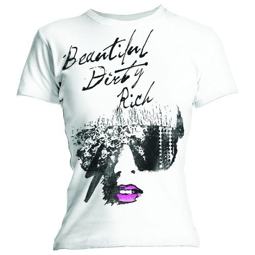 Beautiful dirty rich T-shirt