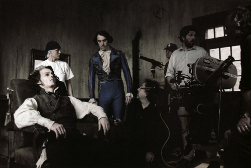 Behind The Scenes - sweeney-todd Photo