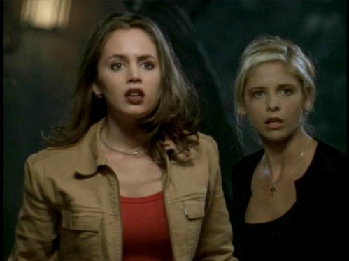 Buffy+Faith