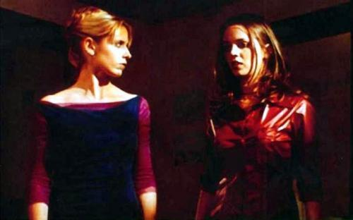 Buffy+Faith