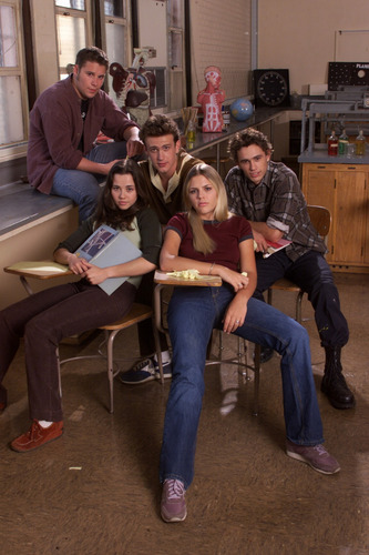 Busy In Freaks and Geeks