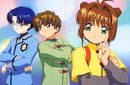 Cardcaptor Sakura wolpeyper containing anime called CCS