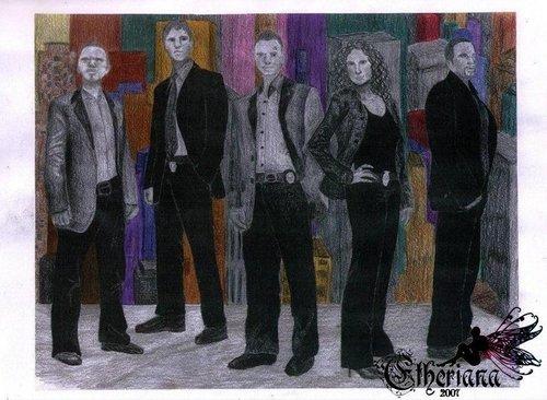 CSI - Nova York Team
