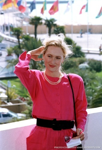 Cannes 1989 photocall
