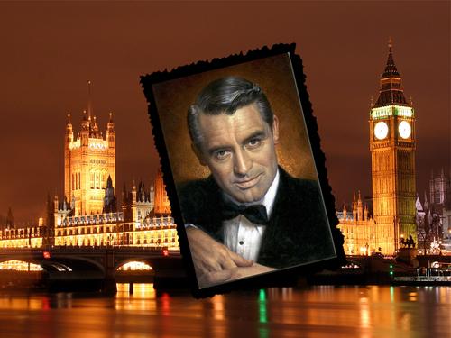 Cary Grant fond d'écran