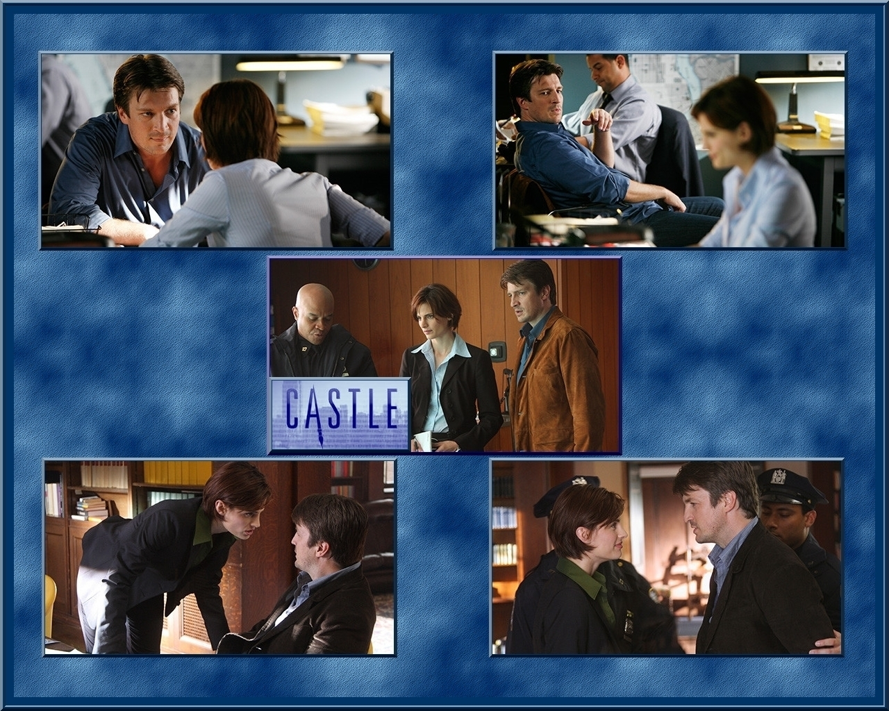 Castle & Beckett Castle and Beckett