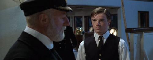 Characters of Titanic