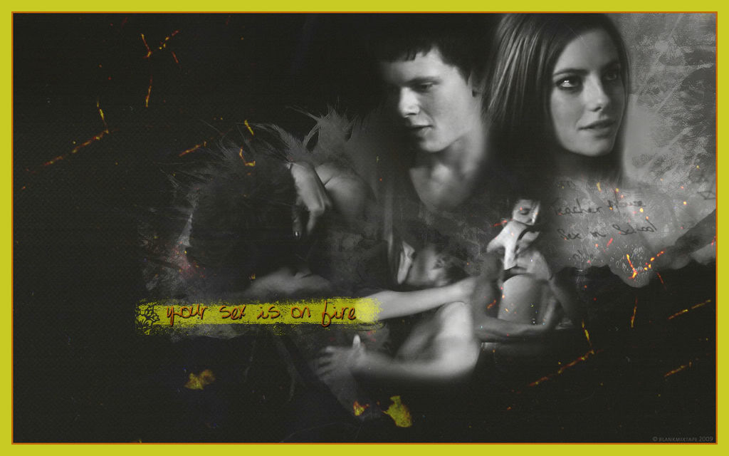 Cook & Effy; Your Sex Is On Fire