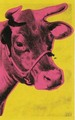 Cow - andy-warhol photo