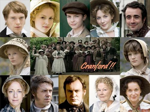 Cranford Characters