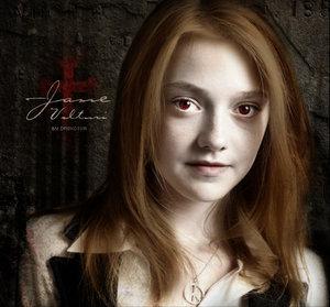 Dakota as Jane