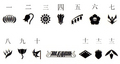 Division Symbols - bleach-rp photo