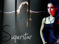 Superstar - dollhouse wallpaper