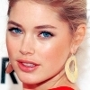 Doutzen Kroes photo containing a portrait titled Doutzen