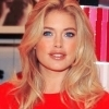 Doutzen Kroes photo containing a portrait called Doutzen