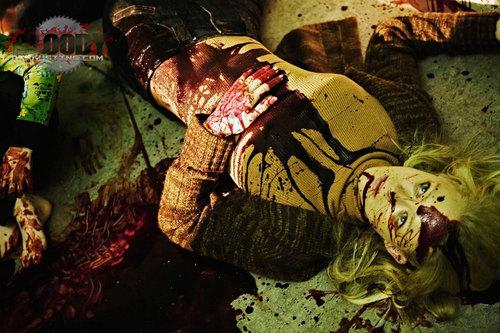 Dread (2009) promotional stills