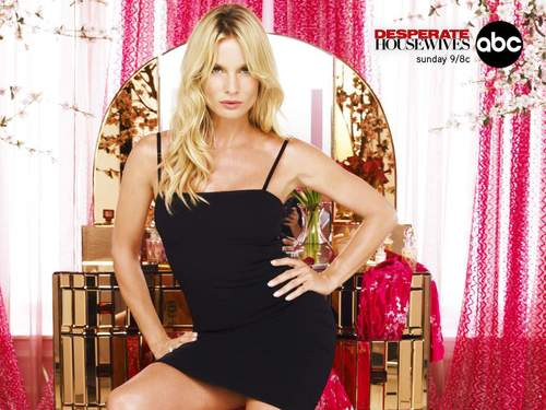 Desperate Housewives wallpaper possibly containing a bustier, a maillot, and a leotard called Edie =)