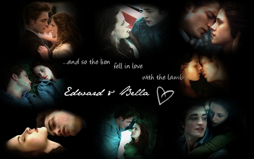 Edward & Bella <333