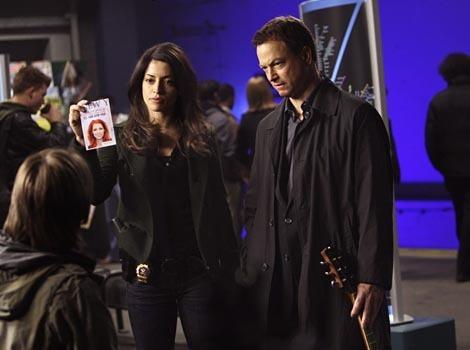 Emmanuelle in CSI: NY