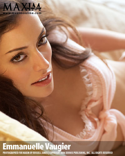 Emmanuelle in Maxim