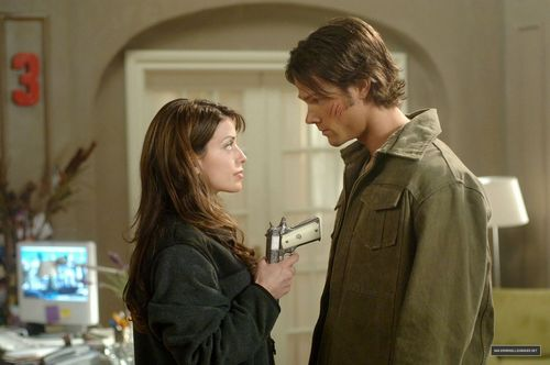 Emmanuelle in Supernatural