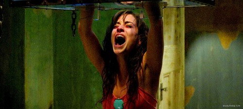 Emmanuelle Vaugier wallpaper titled Emmanuellein Saw 2