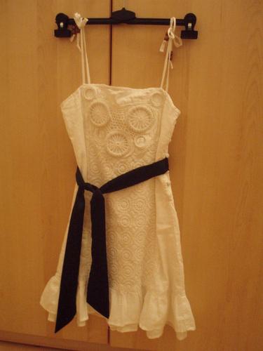 Etie's new dress