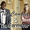 House M.D. photo with a business suit and a well dressed person titled Formster & Camster