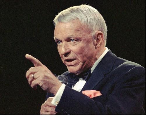 Frank Sinatra 1990