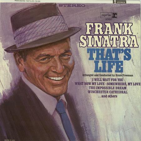 Frank Sinatra Album, That's Life