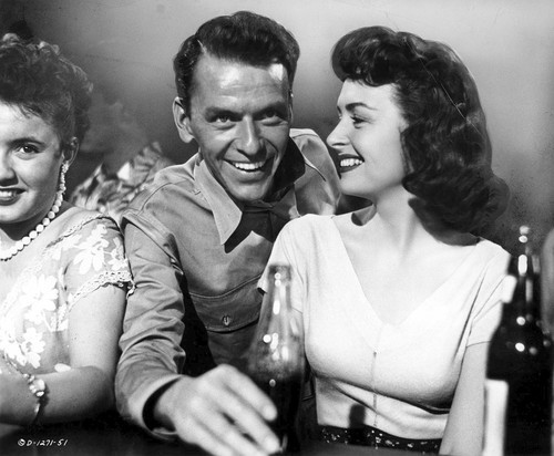 Frank Sinatra and Donna Reed, From Here to Eternity