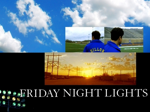 Friday Night Lights <3 - television Wallpaper