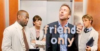 vrienden Only