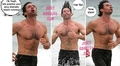 Funny Hugh Beach Photo - hugh-jackman photo