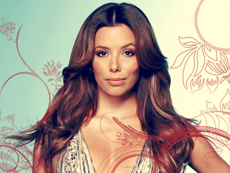 desperate housewives wallpaper containing a portrait called Gabi blend