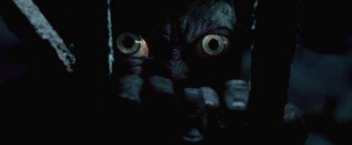 Gollum eyes