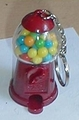 Gumball Machine Keychain - keychains photo