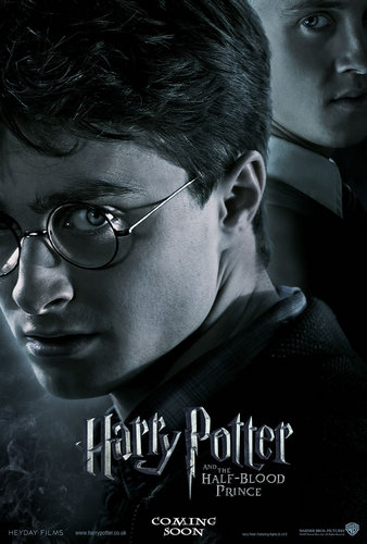 HARRY AND DRACO IN HBP (NEW POSTER)