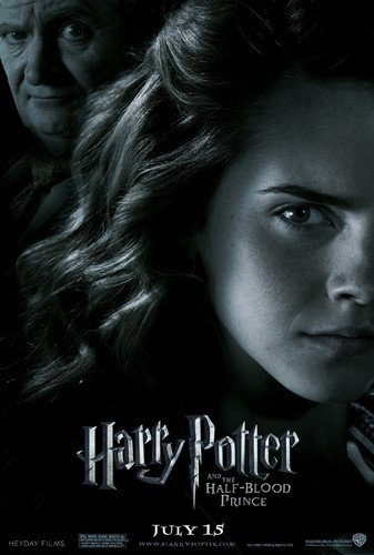 Half-Blood Prince movie posters