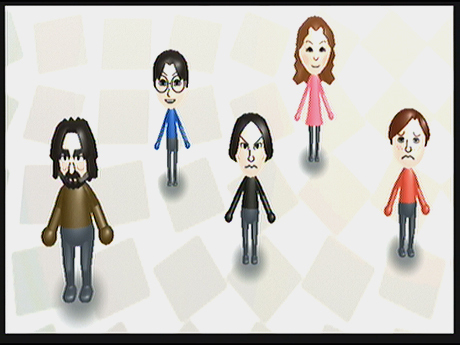 Harry Potter Miis