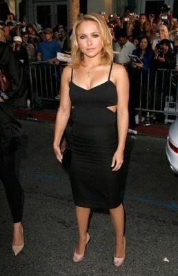 Hayden @ bintang Trek Los Angeles Premiere
