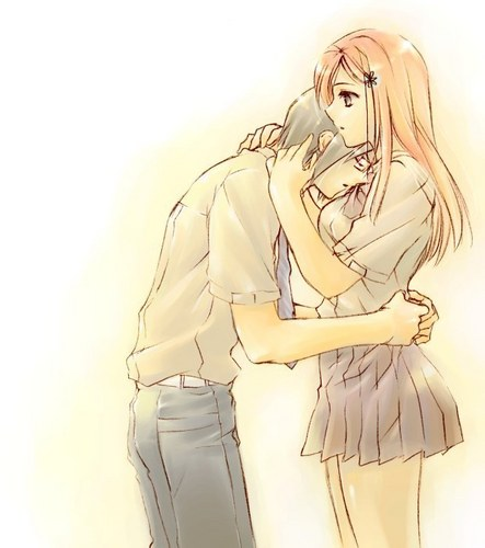Ishida & Orihime fã Club wallpaper titled Hold Me Close