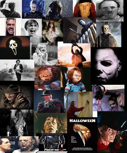 Horror চলচ্চিত্র দ্বারা me
