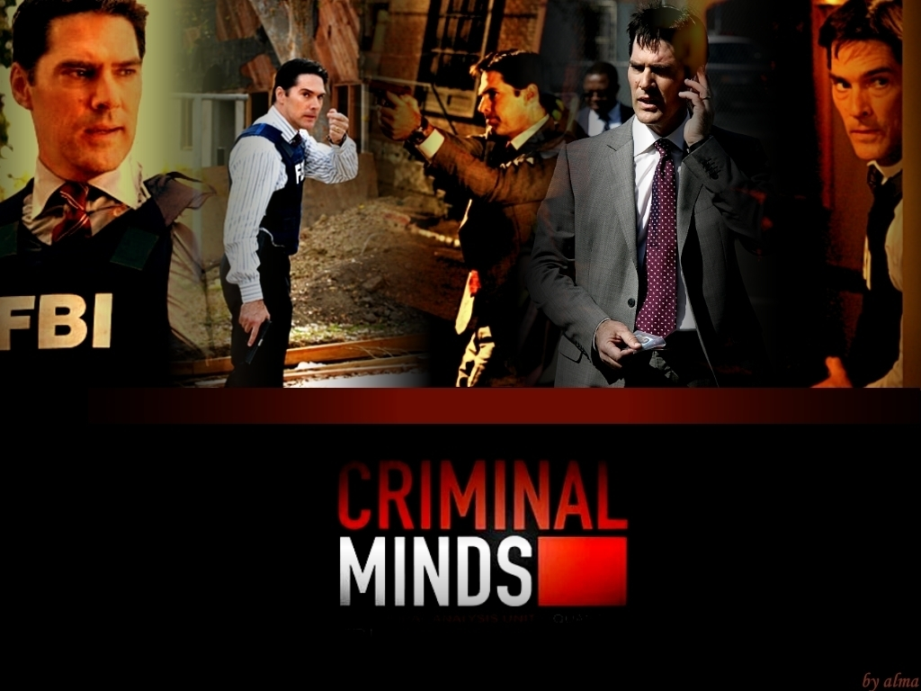 hotch criminal minds wallpaper 5962955 fanpop