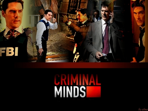 Criminal Minds wallpaper with a business suit called Hotch