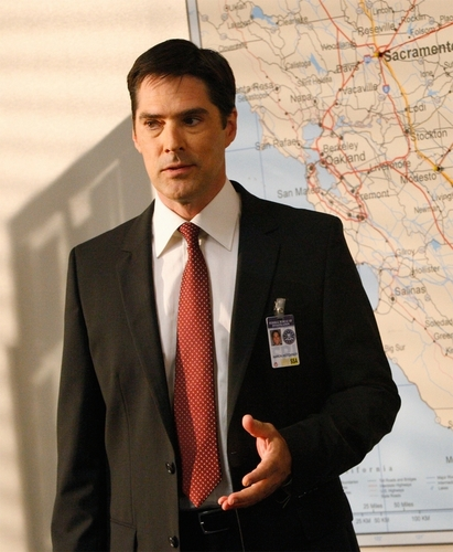SSA Aaron Hotchner achtergrond with a business suit, a suit, and a single breasted suit titled Hotch