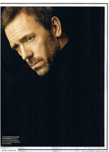 Hugh in Rolling Stone (Germany) Scans