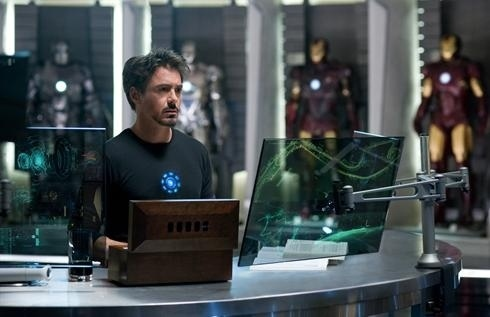 Iron Man 2 Promo Pic